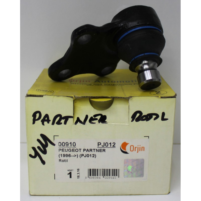 ALT ROTİL PARTNER 96=> BERLINGO-XSARA 96=> ZX 91=> (18mm) (HİDROLİK) ORJİN